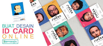 desain foto templates id card design id card maker online free kemasaja