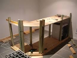 Building A Basement Bar by How To Build A Wet Bar In Basement Basements Ideas