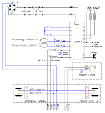wiring for dcc using miniture lamps