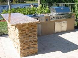 outdoor kitchen island designs outdoor island bar garden design