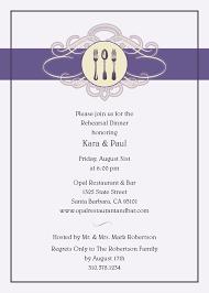 rehersal dinner invite one happy bride
