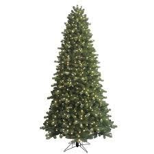 tree faux tree ge ft indoor pre lit led