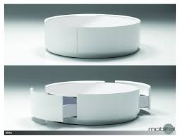 round glass coffee table modern table white round coffee table modern traditional medium the