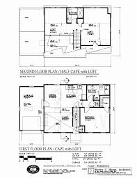 cape cod floor plans with loft cape cod floor plans with loft elegant house 1940s 1950 modern plan