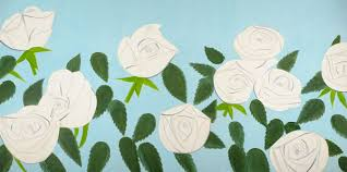 white roses for sale alex katz white roses for sale on kunzt gallery