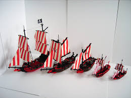 my fleet is complete pic heavy pirate mocs eurobricks forums