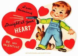 vintage valentines these vintage s day cards will make you shake your