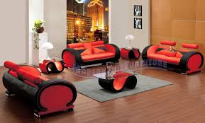 red and black coffee table wonderful room red table line pretty contemporary red black leather