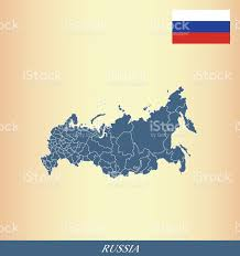Alaska Russia Map by Russia Map Outline Vector And Russia Flag Vector Outline Stock