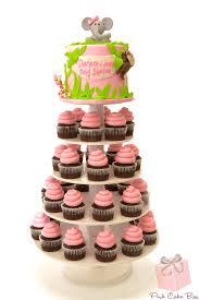 jungle u0026 safari cakes pink cake box custom cakes u0026 more