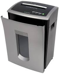 Home Paper Shredders by Platinum Series 12 Sheet Crosscut Paper Shredder Gxc121pi U2013 Goecolife