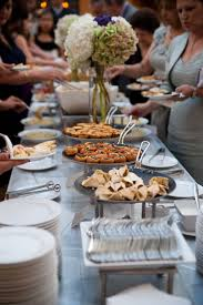 have a wedding reception that u0027s all you wedding reception food