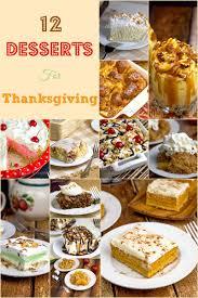 12 alternative thanksgiving desserts recipes top recipes