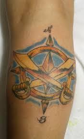 one piece compass tattoo compass tattoos tattoos and art com