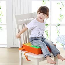 siege rehausseur enfant generic coussin de chaise haute bébé plateau equipement repas