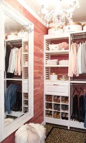 beautiful closets a little bit glam closet makeover part one french country cottage