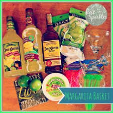 Margarita Gift Set Diy Margarita Gift Basket Perfect Gift For A Friend Who Has