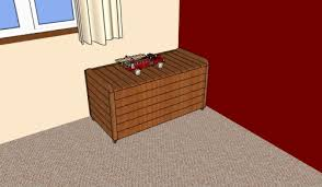 Build A Toy Chest Kit by How To Build A Toy Box Howtospecialist How To Build Step By