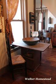 Early American Home Decor Mesmerizing Early American Kitchens 44 In Designing Design Home