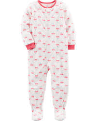special toddler s fleece footed pajamas size