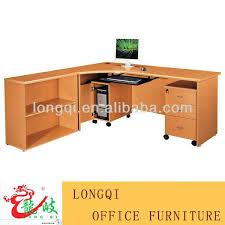 Orange Table L Best Office Table L Shape Design Photos Liltigertoo