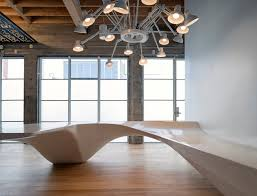 Concrete Reception Desk by Giant Pixel Studio O A Archdaily
