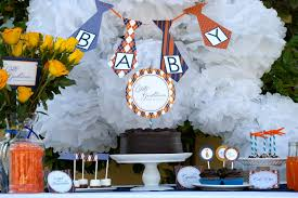 interior design awesome football themed baby shower decorations