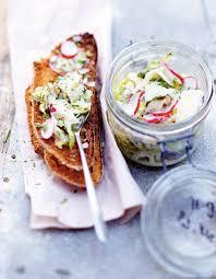 cuisiner legumes tartines au fromage blanc aux légumes pour 6 personnes recettes