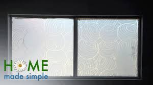 create a custom window treatment with fabric and cornstarch home