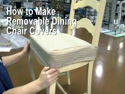 Cushion Covers For Dining Room Chairs Covering Dining Room Chair Cushions Dining Chair Cover