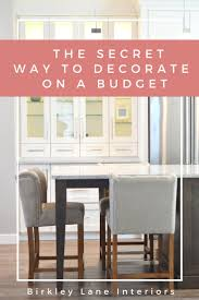 dining room ideas on a budget the secret way to decorate on a budget birkley lane interiors