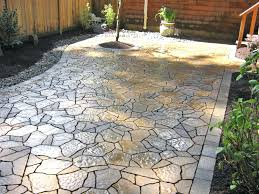 Backyard Flooring Options - backyard floor ideas cheap outdoor patio flooring ideas home