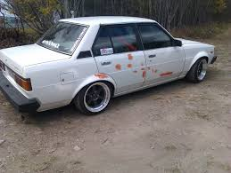 1984 toyota corolla ae71 boostcruising