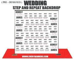 wedding backdrop banner wedding carpet backdrop custom carpet backdrop for wedding
