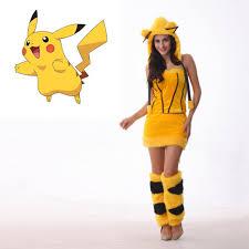Halloween Costumes Pikachu Buy Wholesale Pikachu Costume China Pikachu