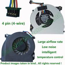 hp laptop fan repair 100 tested new laptop replacement cpu fan cooler for hp