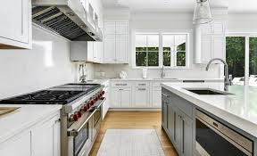 two tone kitchen cabinets and island the best two tone kitchen cabinets tips combinations