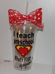 personalized preschool teacher gift preschool teacher gift