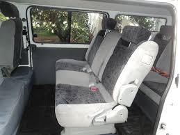 nissan caravan vx modified sri lanka bus coach rentals hire dual ac luxary vans