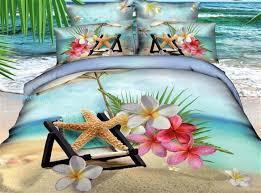 theme comforter colorful 3d themed bedding comforter sets with frangipani