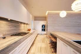 comptoir cuisine bois comptoir cuisine moderne et insolite quels sont les matériaux