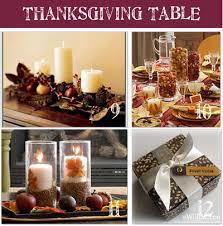 24 thanksgiving day table settings tip junkie