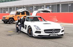 amg stand for mercedes take a white knuckle ride through 50yrs of amg madness with