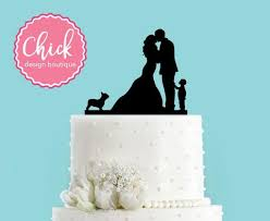 bulldog cake topper cake toppers with dogs chickdesignboutique