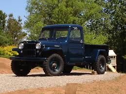 willys jeep truck for sale thoughts on building a trailer out of a willys truck bed