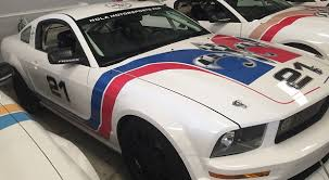 cool ford mustangs today s cool car find is this 2008 fr500s ford mustang