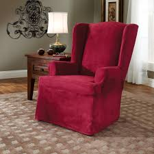 Sure Fit Slipcovers Review Furniture Oversized Chair Slipcover Sure Fit Sofa Covers