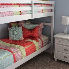 Bunk Beds Sheets Bunk Bed Bedding For Space Saver All Modern Home Designs