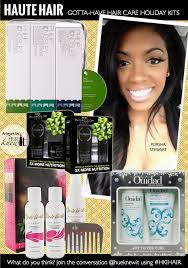 porsha hair product gotta have hair care holiday kits black hair care products