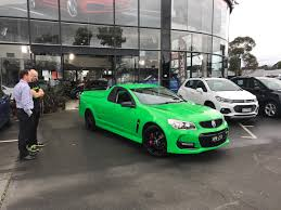 vauxhall monaro ute why the death of australia u0027s car industry is a dagger through our